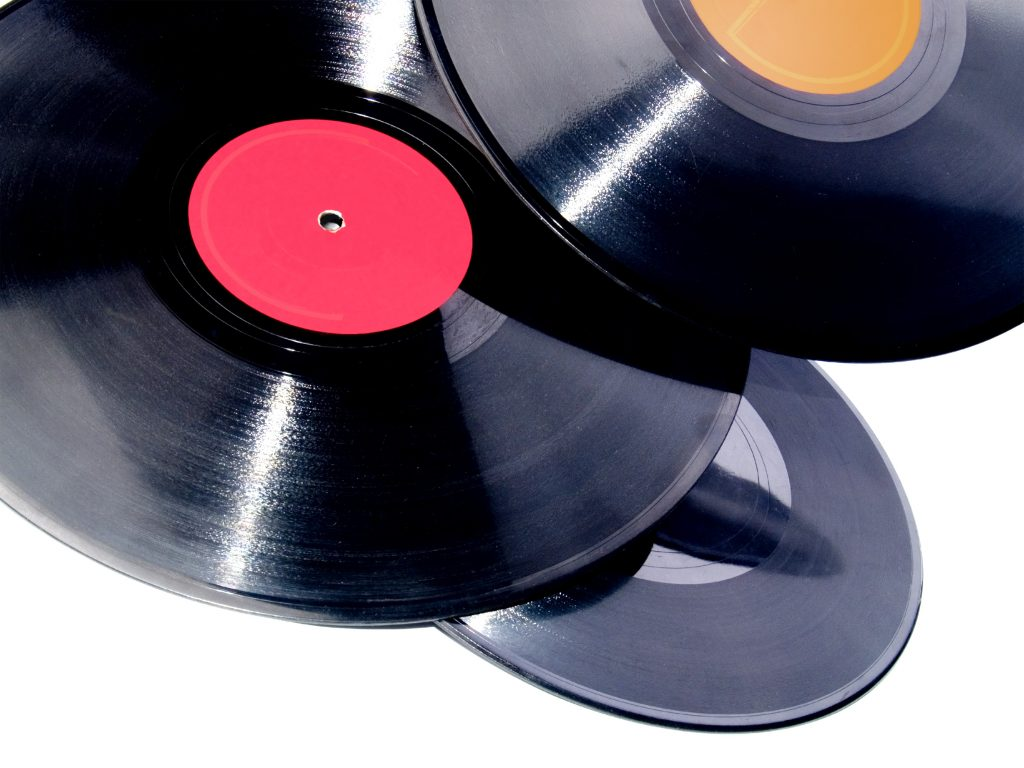 Vinyl records image
